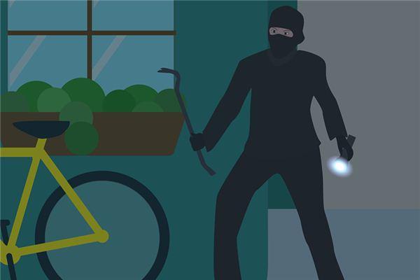 O significado de sonhar com um ladrão